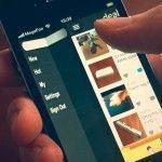 2 nouveaux types d'interactions pour interface tactile